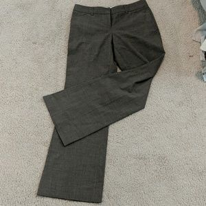 Taupe trousers